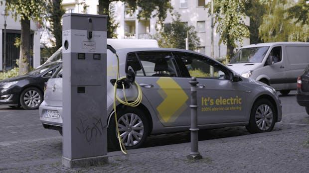 We Share: VWs elektrisches Carsharing startet in Hamburg