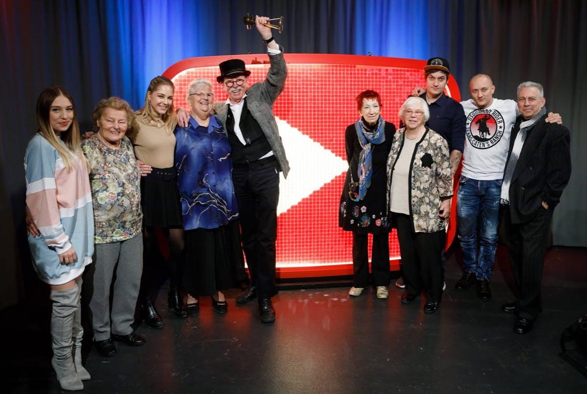 Jahresrückblick Youtube: Das sind die erfolgreichsten Videos in Deutschland