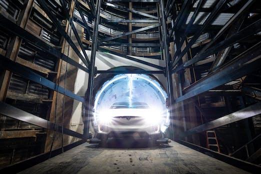 The Loop – so stellt sich Elon Musk den Transport der Zukunft vor