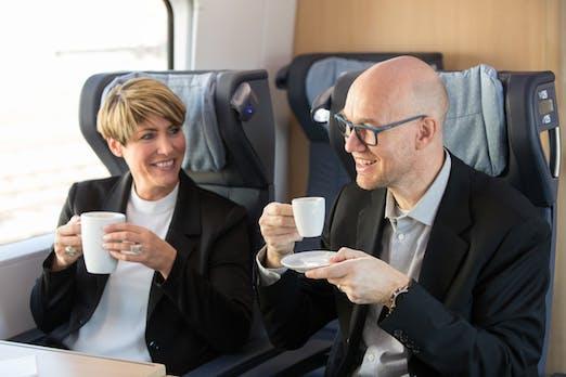 Bahn-Bordbistro nimmt jetzt Onlinebestellungen entgegen