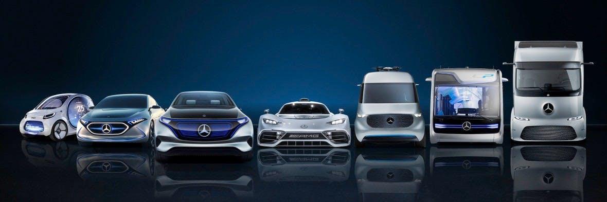Elektro-Offensive bei Daimler – Autobauer kauft für 20 Milliarden Euro Batteriezellen