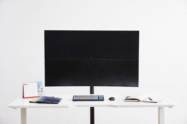 Ultrabreiter 49-Zoll-Monitor von LG vorgestellt