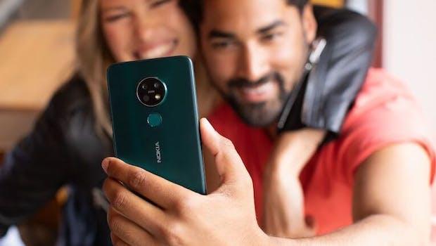 Jeden Moment perfekt einfangen? Das Nokia 7.2 macht's möglich! (Foto: Nokia)