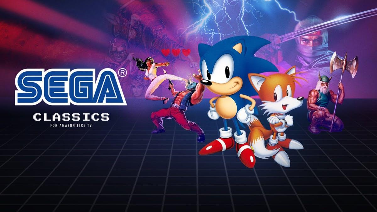 Golden Axe, Sonic und mehr: Sega bringt Mega-Drive-Klassiker auf Amazons Fire-TV