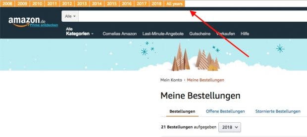 Amazon Browser-Plugin