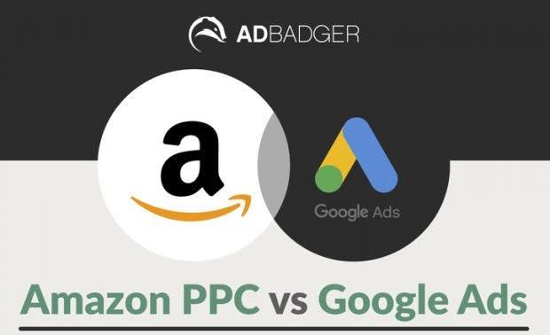 Amazon PPC vs. Google Ads
