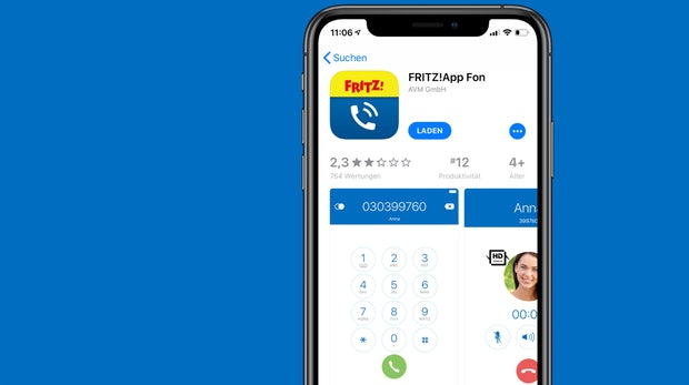 The Iphone As A Dect Phone The Fritz App Now Supports Callkit Navva