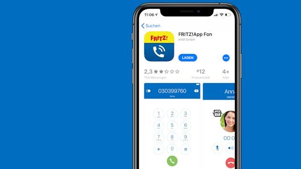 Das iPhone als DECT-Telefon: Fritz-App unterstützt jetzt Callkit