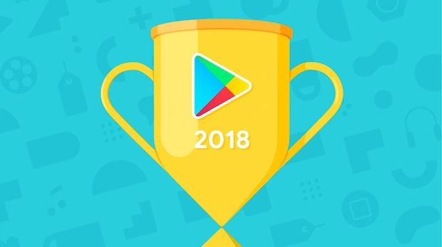 Google kürt die besten Android-Apps des Jahres