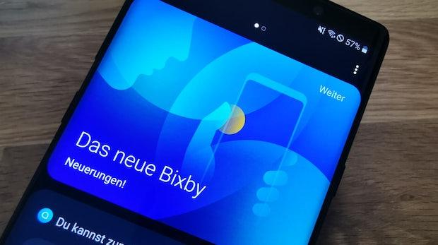 Bixby: Samsungs Sprachassistent kann endlich Deutsch
