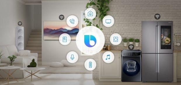 Samsung baut um Bixby ein eigenes Ökosystem auf. (Bild: Samsung)