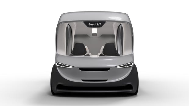 E-Shuttle. (Foto: Bosch)