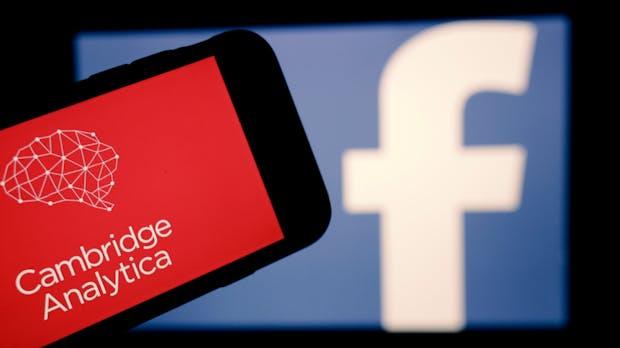 Großbritannien: Facebook zahlt 580.000 Euro Strafe wegen Cambridge-Analytica-Skandal
