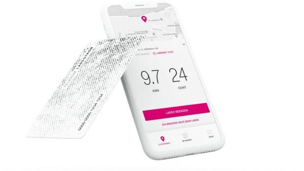 Die Deutsche Telekom steigt in den Verkauf von Ladestrom für Elektroautos ein. (Bild: Telekom)