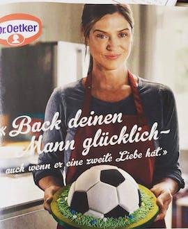 Dr. Oetker: Back deinen Mann glücklich