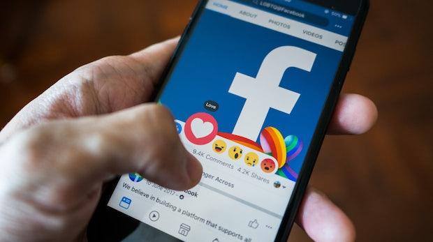 Datenpanne bei Facebook: Entwickler hatten Zugang zu Millionen privaten Fotos