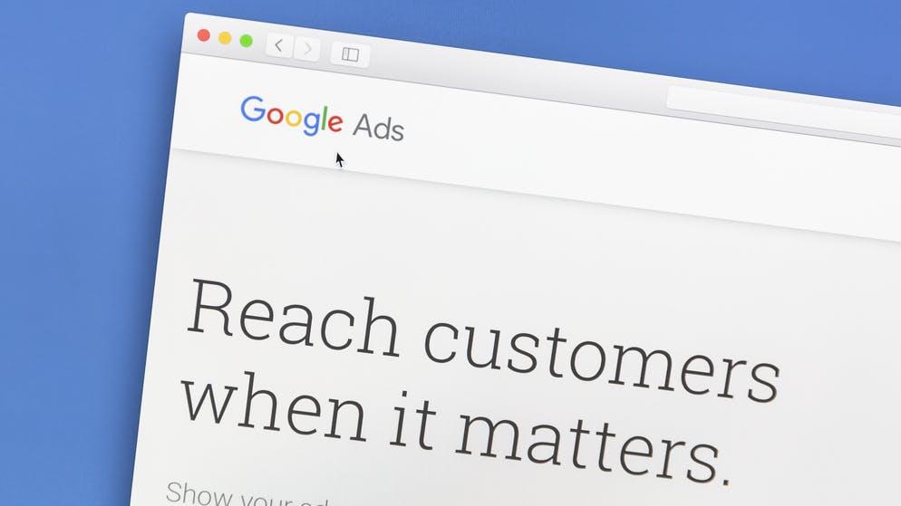 Kostspielige Werbepanne: Kleine gelbe Anzeige kostet Google Millionen