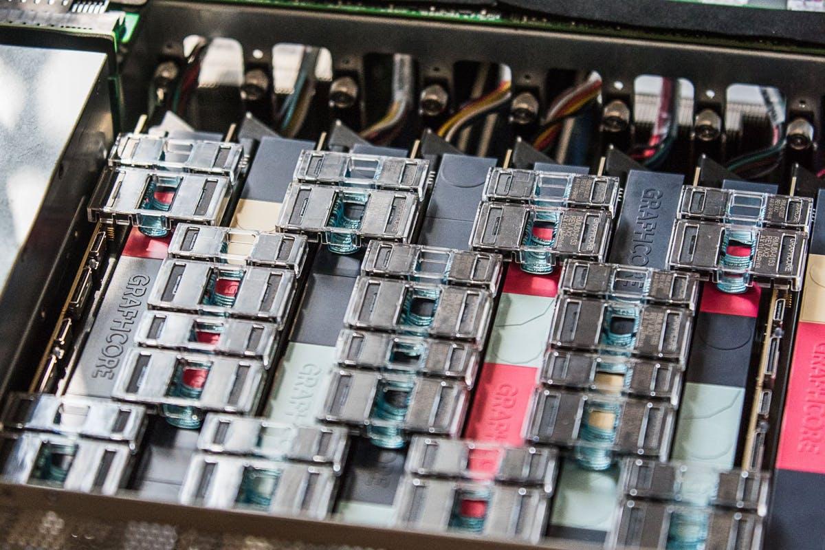 Graphcore – Microsoft und BMW investieren in den KI-Chip-Hersteller