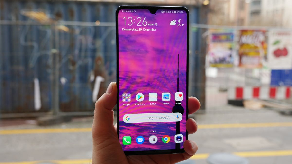 Huaweis Android-Alternative könnte schon im Herbst starten