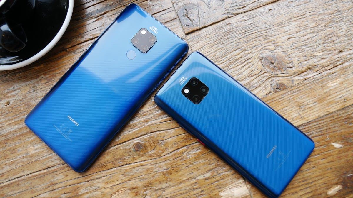 Huawei kündigt Update auf EMUI 9.1 für 24 Smartphone-Modelle an