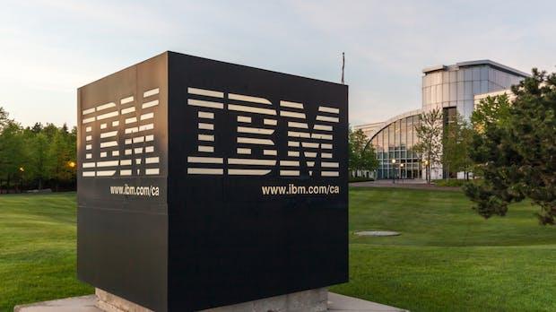 IBM: Mäßige Geschäftszahlen, aber Cloud-Geschäft lässt hoffen