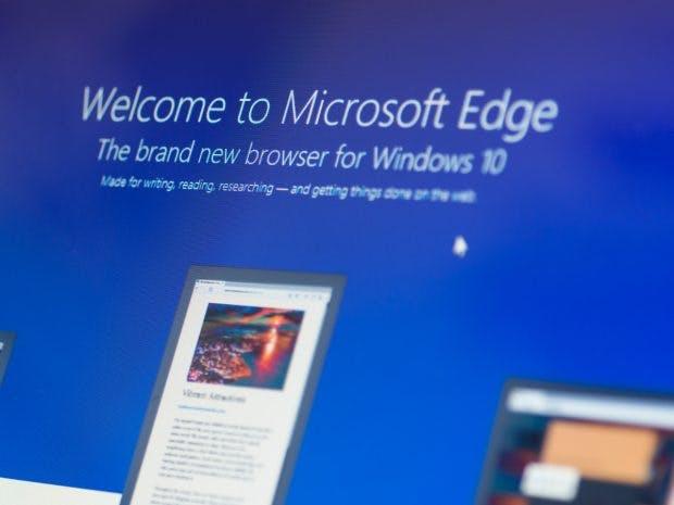 Der Edge-Browser (Projekt Spartan) wurde 2015 angekündigt. (Foto: Shutterstock)