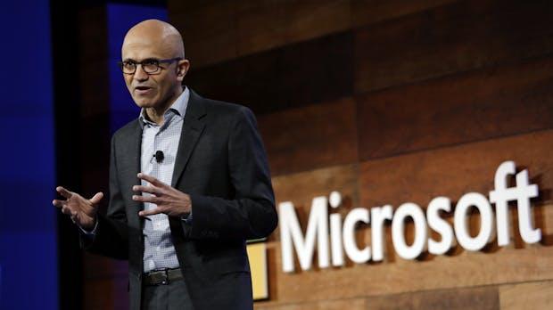 59 Prozent Umsatzwachstum: Azure lässt Microsoft-Zahlen durch die Decke gehen