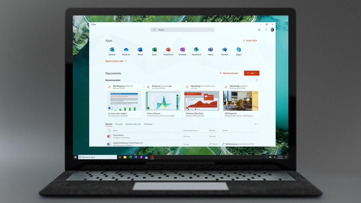 Office: Microsoft stellt neue Windows-App vor