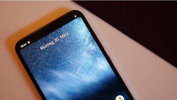Nokia 8.1. (Foto: t3n)