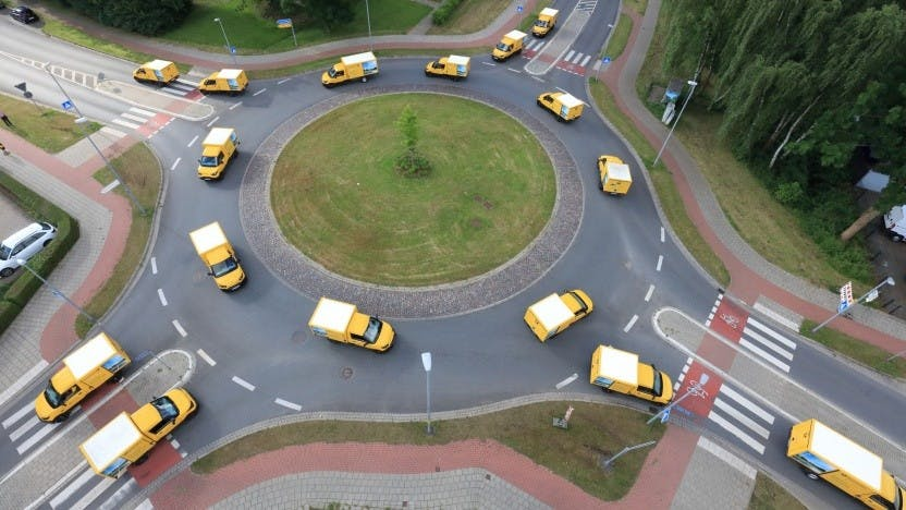 Elektroauto – der Post-Streetscooter darf in Großserie gebaut werden