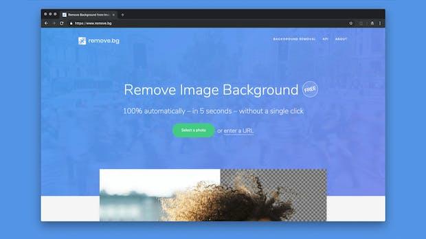 Dieses kostenlose Web-Tool stellt Personen in Fotos frei