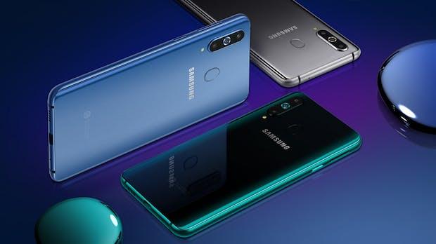 Samsung: Scharfer Wettbewerb bei Smartphones belastet Marktführer