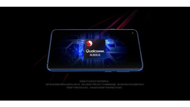 Das Samsung Galaxy A8s hat einen Snapdragon 710 an Bord. (Bild: Samsung)
