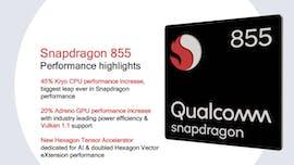 Snapdragon 855. (Bild: Qualcomm)