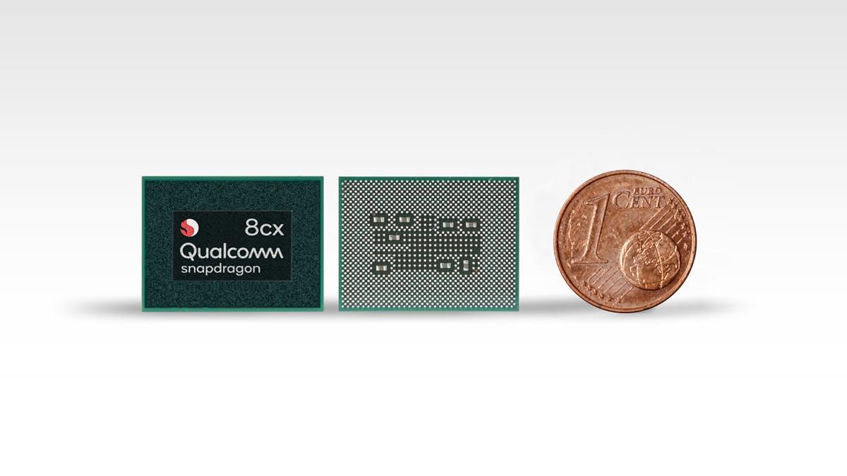 Snapdragon 8cx: Qualcomms fertigt neues Desktop-SoC im 7-Nanometer-Verfahren