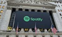 """Spotify öffnet """"Dein-Mix-der-Woche""""-Playlists für Werbekunden"""
