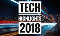 Große Aha-Momente: Was hat uns das Tech-Jahr 2018 gebracht?