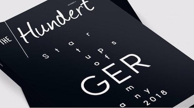 The Hundert – das sind die 100 innovativsten Startups in Deutschland