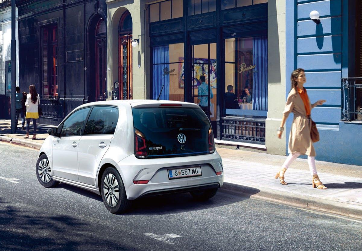Der günstige neue VW-Stromer ist ein E-Up – doch kein Tesla-Rivale für 20.000 Euro