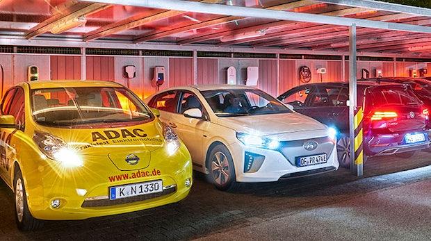 Elektroauto-Ladestationen im Test: ADAC rät zu einer Wallbox mit einer Ladeleistung von 11 Kilowatt