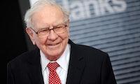 So viel verdient Warren Buffet mit seinen Apple-Aktien