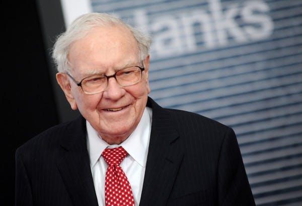 So irre viel Geld verdient Warren Buffet mit seinen Apple-Aktien