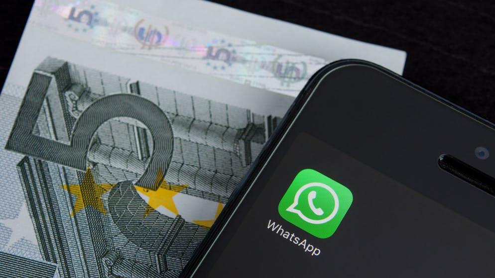Facebook entwickelt eine Kryptowährung für Whatsapp-Überweisungen