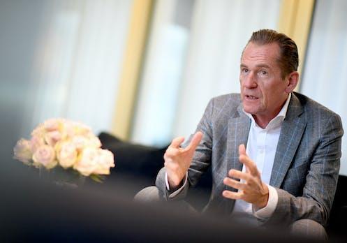 """Mathias Döpfner über soziale Medien: """"Ich empfehle allergrößte Zurückhaltung"""""""