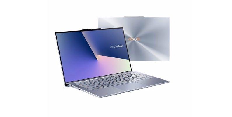 Asus stellt ein neues Notebook mit (fast) randlosem Display vor