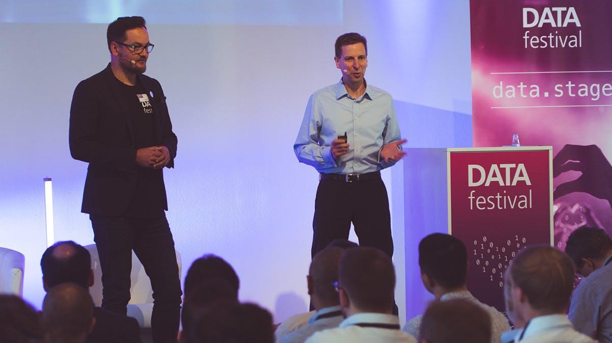 Data Festival 2019: Networking und Deep Dives für Data-Enthusiasten
