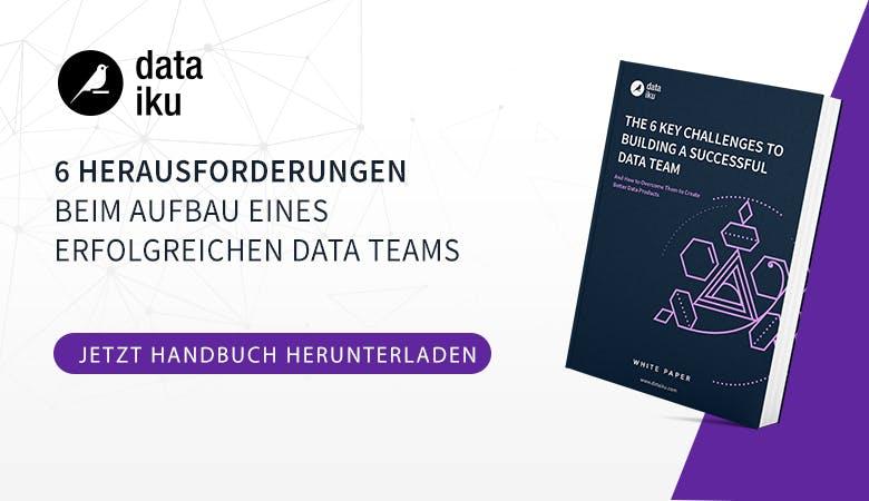 Scheitern von Datascience-Projekten