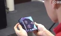 Xiaomi zeigt ein Video von einem Prototyp eines faltbaren Smartphones