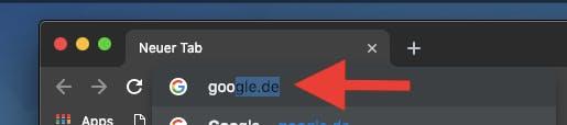 Die Schriftfarbe in der Omnibox wird wohl weiß sein. (Foto: ellyjo/ bugs.chromium.org)