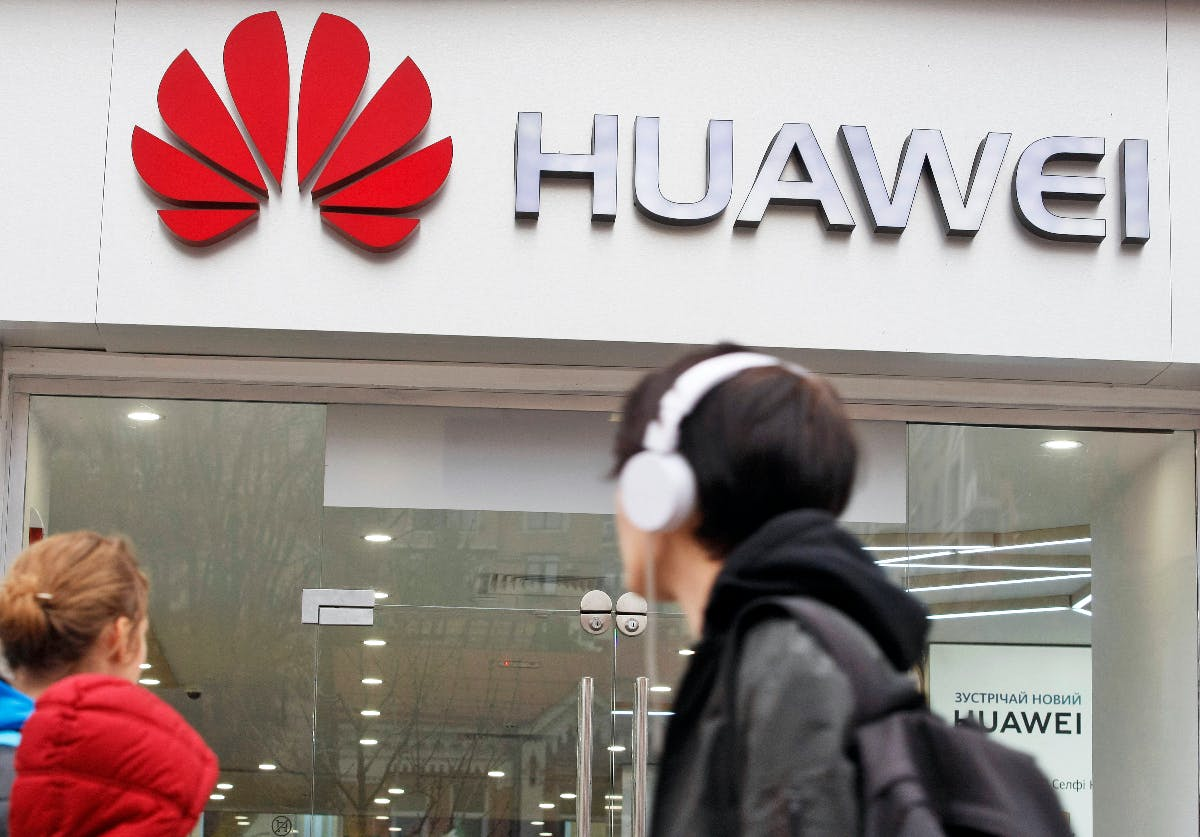"""5G-Netz: Huawei bietet Deutschland """"No Spy""""-Abkommen an"""